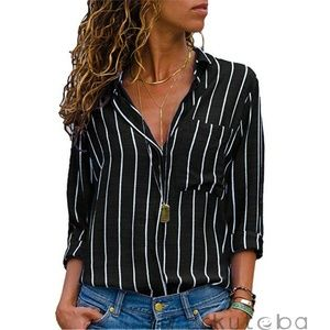 Tops - Long Sleeve Blouse Shirt XL Lot of 3